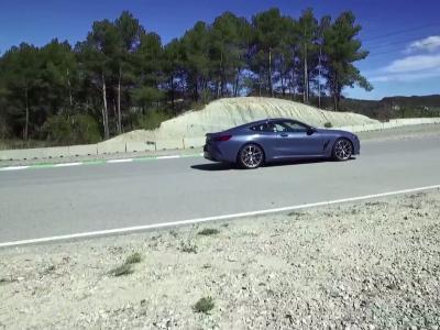 BMW Série 8 : notre essai en vidéo