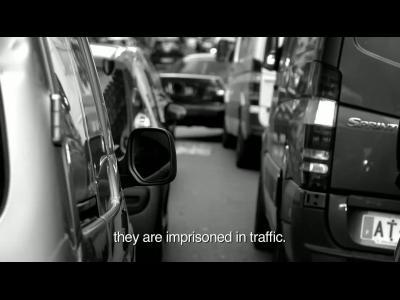 Thierry Marx, sur la route