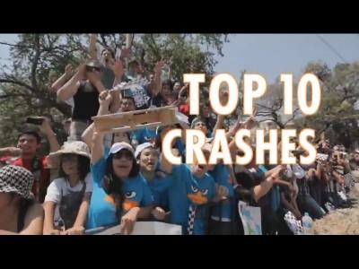 Top 10 des crashs en caisse à savon en Allemagne