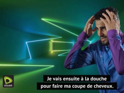"""Mahrez :""""Tout donner, pour ne rien regretter"""""""