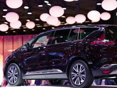 Mondial Auto 2014 : Renault Espace