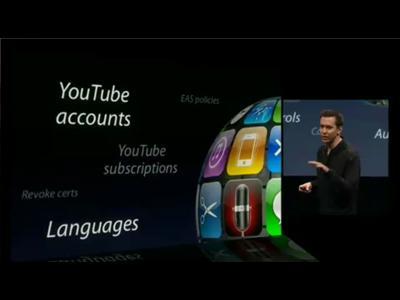 Keynote iPhone 3.0