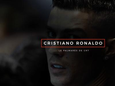 Cristiano Ronaldo : son palmarès complet