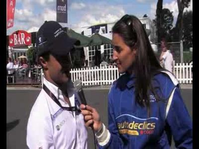 24h du Mans - Interview Pedro Lamy - Peugeot Sport