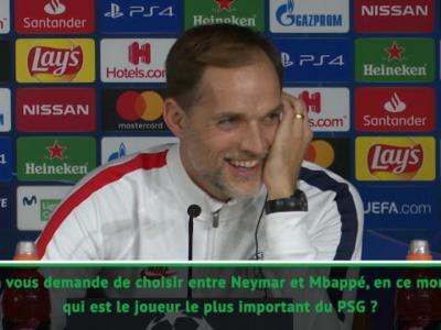 Ligue des Champions: Groupe A - Le fou rire de Thomas Tuchel suite à une question d'un journaliste espagnol