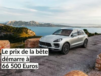 Porsche Macan S restylé en vidéo