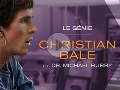 Christian Bale est Le Génie