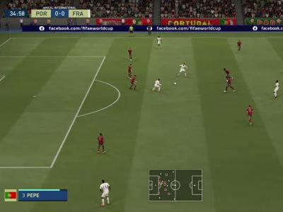 Portugal - France : notre simulation FIFA 21 (Ligue des Nations)