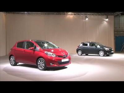 Premier contact avec la Toyota Yaris III
