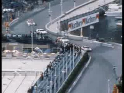 Procar Race BMW M1s à Monaco
