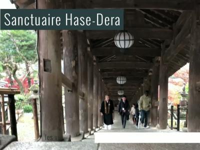 Voyage à Nara, de temple en sanctuaire