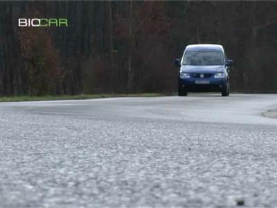 Essai Volkswagen Caddy BlueMotion