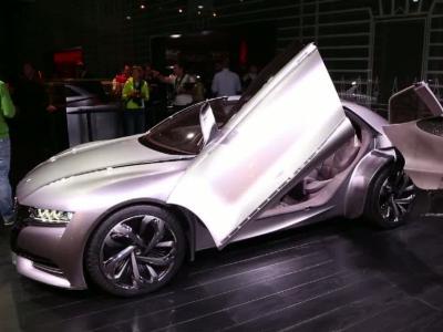 Mondial 2014 : Citroën DS Divine