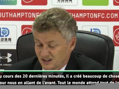 """Manchester United - Solskjaer : """"Paul Pogba jouera pour nous"""""""