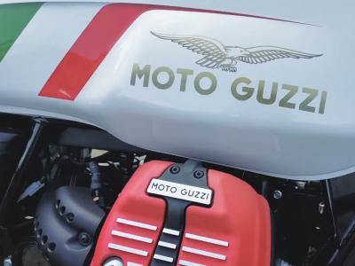 Wheels & Waves 2019 : le stand Moto Guzzi en vidéo