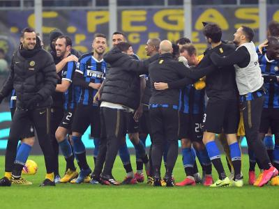 Serie A - L'Inter décroche un derby monumental !