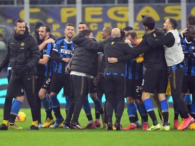 Serie A - L'Inter décroche un derby monumental !