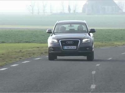 Comparatif Audi Q5 3.0 TDI / Mercedes GLK 320 CDI