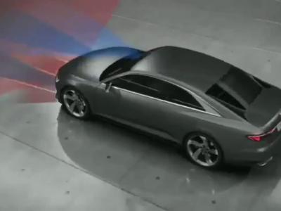 Plus de détails sur l'Audi Prologue à pilotage automatique