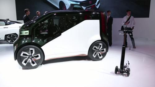 Genève 2017 : Honda NeuV