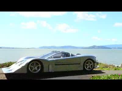 La voiture amphibie la plus rapide du monde