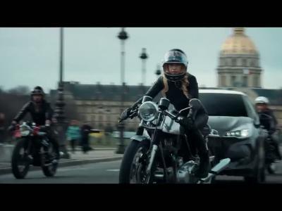 DS 3 Café Racer : motarde dans l'âme
