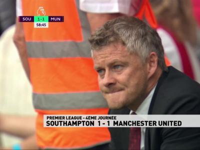 Premier League - 4ème journée : Southampton-Manchester United, le résumé du match