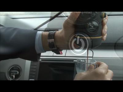 Un café dans votre voiture quand vous voulez