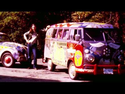 L'hommage vidéo de VW Brésil au Combi