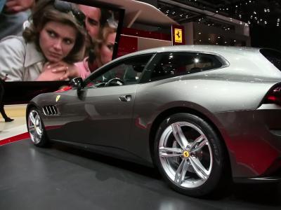 Genève 2016 : Ferrari GTC4Lusso