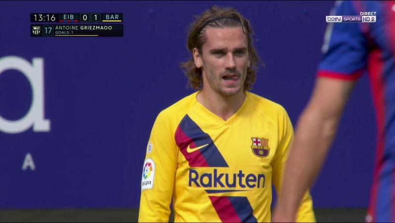 Eibar-FC Barcelone : le but 100 % des Catalans !