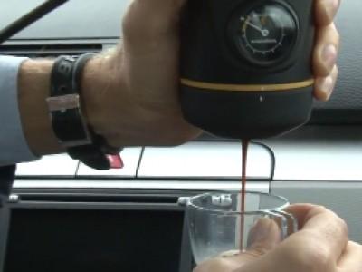 Handpresso Auto : la machine à café embarquée
