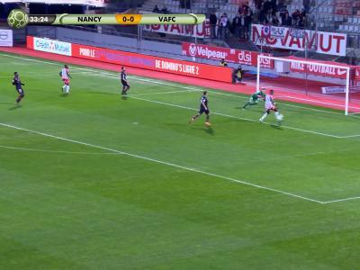 Domino's Ligue 2 (J20) : Les 18 buts de la soirée