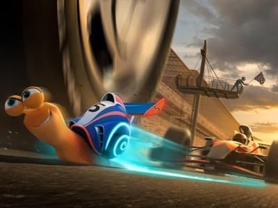 Dreamwork présente Turbo, un nouveau film d'animation sur la course automobile