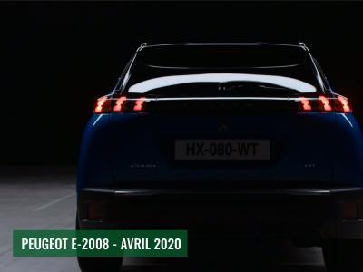 SUV électriques : Peugeot, Audi, Mazda... les commercialisation prévues en 2020