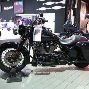 Clip Harley Davidson MY19