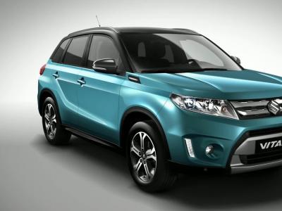 Suzuki livre le premier cliché de la nouvelle Vitara