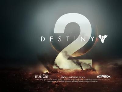 Destiny 2 : teaser de la bande-annonce Dernier appel (VF)