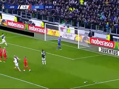 Juventus - Udinese : CR7 et les Bianconeri mettent la pression sur l'Inter Milan !