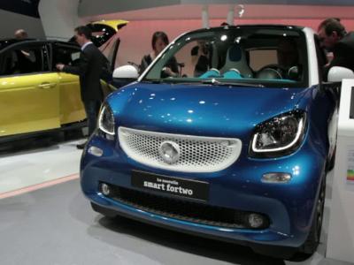 Mondial Auto 2014 : Smart ForTwo