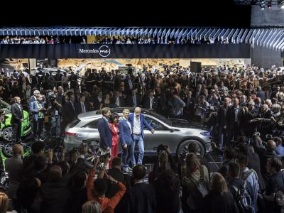 Mondial de l'Auto 2018 : Mercedes, BMW, Renault... toutes les conférences en direct