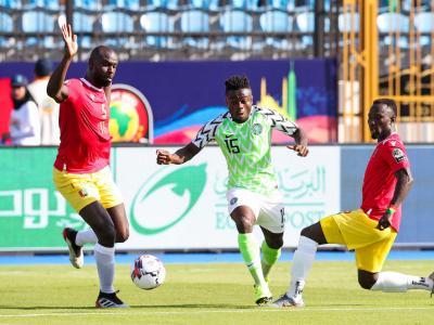 CAN 2019 : le résumé et le but de Nigeria - Guinée
