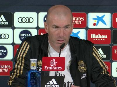 Real Madrid : Zidane s'inquiète pour le coronavirus (video) !