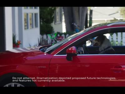CES 2014: charge à induction et stationnement autonome chez Audi