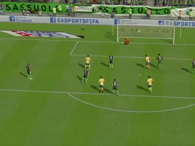 U.S. Sassuolo - Juventus Turin sur FIFA 20 : résumé et buts (Serie A - 33e journée)
