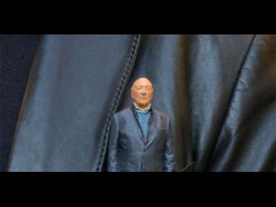 Séguéla : des figurines 3D pour ses 80 ans