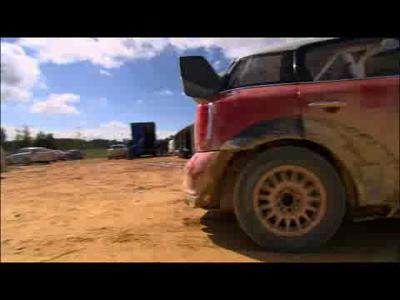 Mini test le Countryman WRC