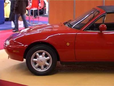20 ans de Mazda MX-5