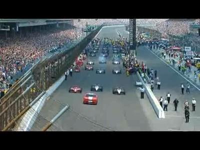 Chevrolet fête les 100 ans des 500 Miles d'Indianapolis