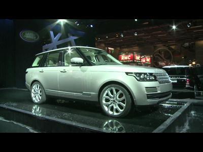 Range Rover - Mondial 2012